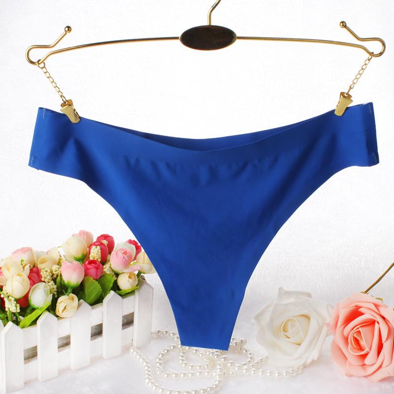 ladies underwear one piece seamless low...