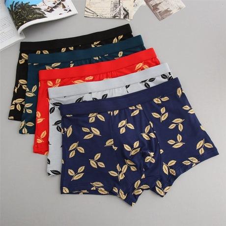 Áo sơ mi nam bằng vải sợi tre mới tóm tắt U túi lồi in hình chiếc quần cổ rộng thắt lưng