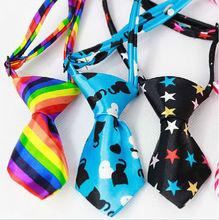 寵物衣服配件 印花寵物領帶 中小型犬領帶 貓狗領帶 寵物用品批發