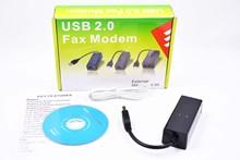 USB56k FAX MODEM RJ11无纸化传真 外置调制解调器 传真猫