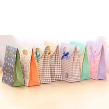 手提礼品袋子可爱购物袋礼物包装纸袋--跟衣服拍下发货,单拍不发