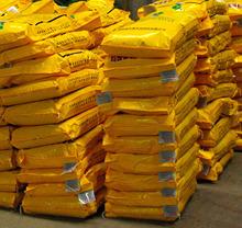 传统石灰氮的替代品-誉中奥生物炭型物质硅钙镁钾肥改良土壤
