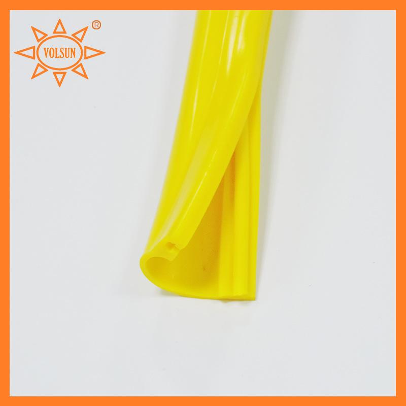 沃尔兴卡口式硅橡胶绝缘护套 35kv钢芯铝绞线保护套管