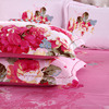 Love flying home textile, home textile, wholesale, flanged cotton, single and double pillowcase wholesale