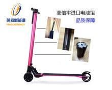 碳纖維電動滑板車電池24V8.8AH電動車鋰電池24V18650鋰電池