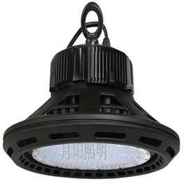 厂家直销 新圆盘飞碟 UFO鳍片超薄套件 SMD贴片LED工矿灯铝外壳