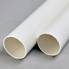 PVC消音管  建材UPVC排水管 110螺旋管 排水消音管 厂家大量供应