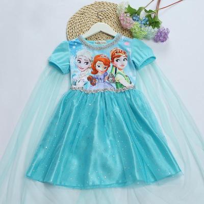 Đầm bé gái thời trang, thiết kế ngộ nghĩnh đáng yêu, mẫu hè mới