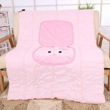 卡通动漫抱枕被子两用一体可折叠珊瑚绒?#31354;?#22799;被 车载空调被定制