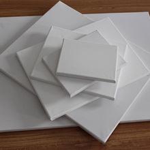 厂家批发纯棉30*40*50白色油画布定制水彩丙烯内框手绘diy油画框