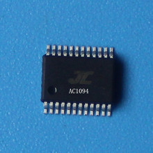 AC1074杰理OTP串口控制USB、TF、AUX音頻解碼支持數碼管顯示IC