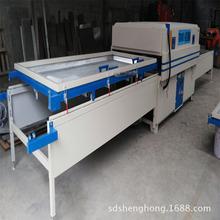 厂家直销贴木皮机 半自动手拉工作台 可加工定制 欢迎订购&
