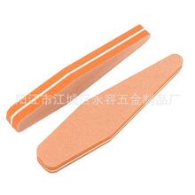 美甲工具用品批發 指甲打磨銼 雙面海綿銼 搓條打磨砂銼