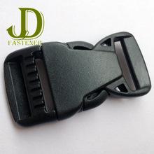 黑色塑料龙虾扣环保腰包塑胶插扣箱包调节扣安全保险扣