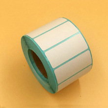 打印定制各种规格定制热敏打印纸不干胶热敏标签纸 条码纸贴纸