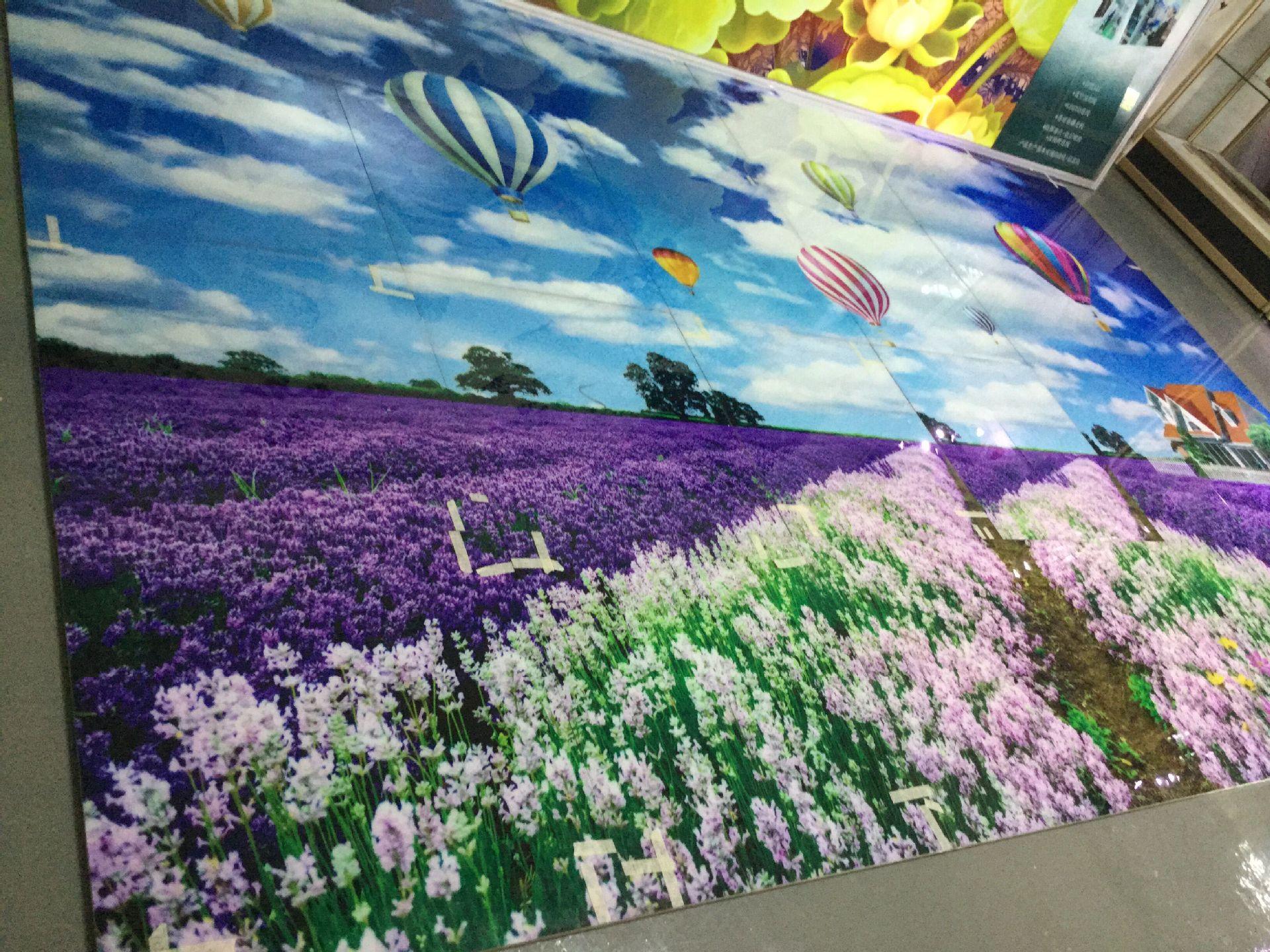 【3D装饰墙画打印机/三维立体效果壁画喷绘机/平板打印机厂家】- 黄页88网图片