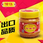 传江240g纯花生酱 火锅调料蘸料调味品 非四季宝 非六必居花生酱