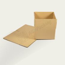 现货3层B瓦加厚帽子盒快递发货纸箱中号淘宝通用纸箱纸盒批发