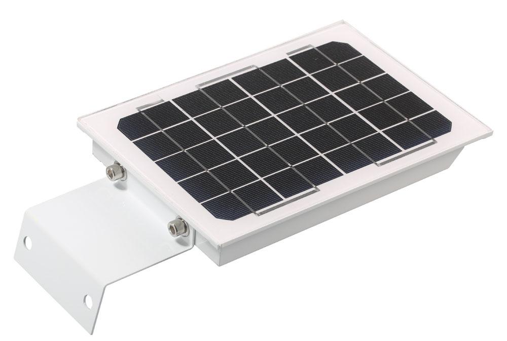 10W太阳能一体化路灯