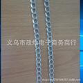 厂价直销高档优质银色铝链 链子服饰链条铜链铁链