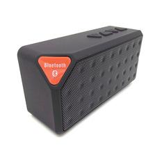 厂家直销水立方小魔方X3蓝牙音箱迷你插卡音响便携式免提通话音箱