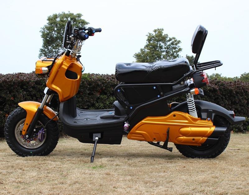 2014新款祖玛电动车 72V电摩 1000W电动摩托车 加长祖玛电瓶车
