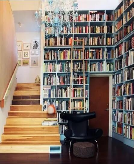 创意书架给你不一样的书房-8
