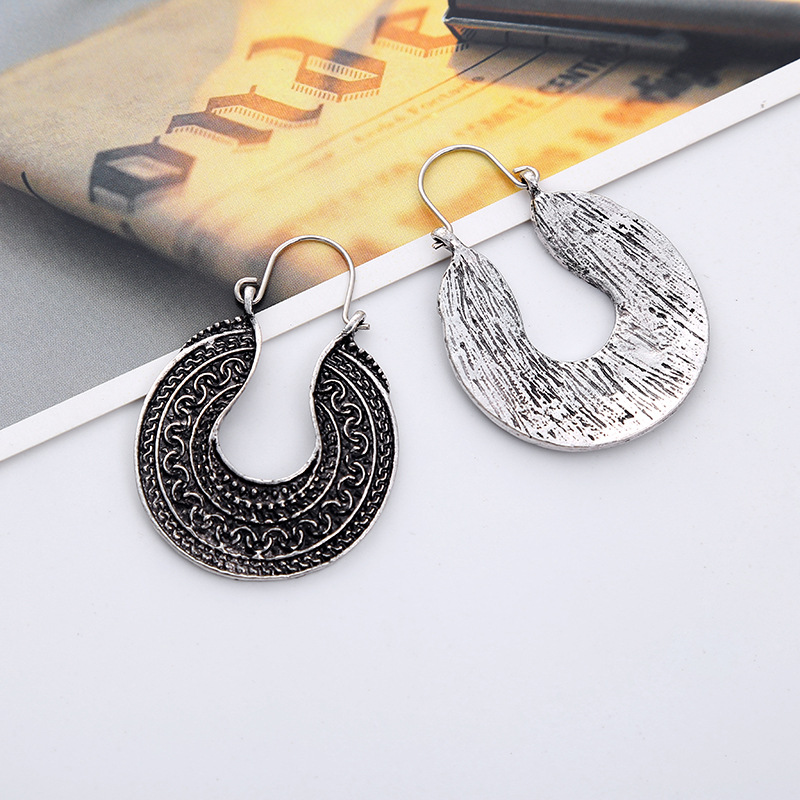 Fashion Alloyearring(Main color)NHGY1554-Main color