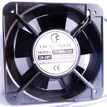供应大型加湿器风扇 15050大风量低功耗风扇 双滚珠轴承散热风扇