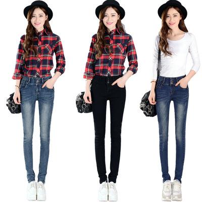 Quần jean nữ thời trang, thiết kế năng động, phong cách trẻ trung