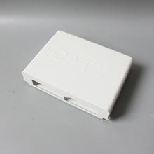 加工定制电缆接线盒 塑料防水盒网络接线暗盒 塑料预埋接线箱