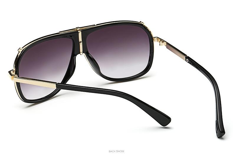 New fashion simple couple sunglasses wholesale NHFY203897