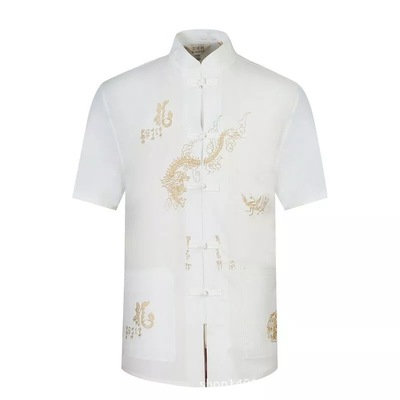embroider tang suit  for men Tang Dynasty