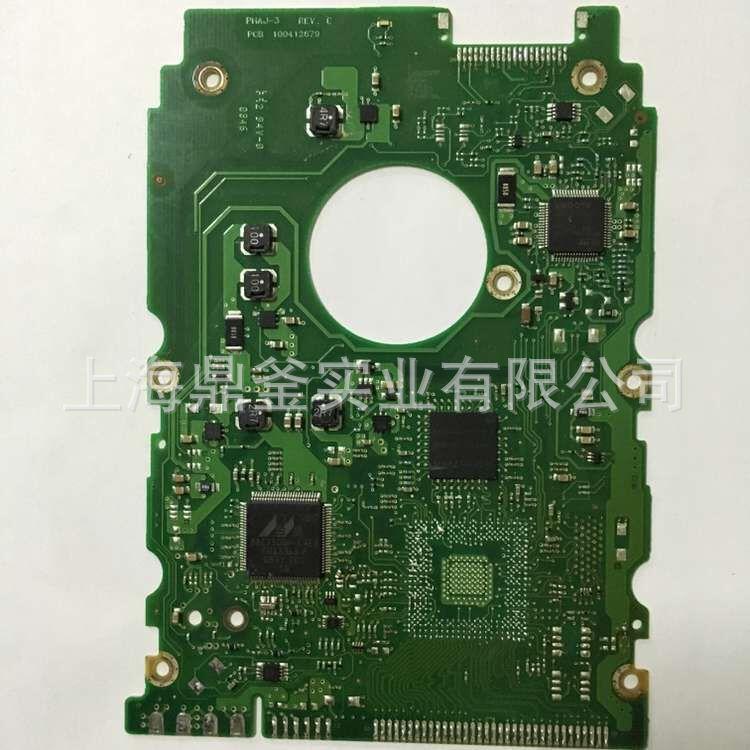 硬盘电脑控制主板 PCBA电路板 生产加工 FR4波纤四六层打样加急