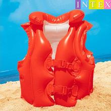 INTEX58671豪华游泳背心 儿童户外游泳圈