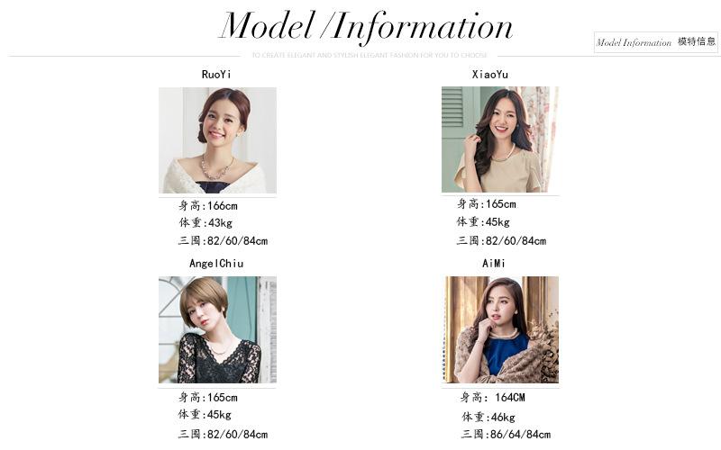 模特信息-新