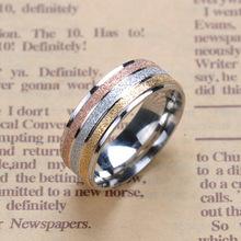 潮男时尚个性指环 韩国饰品男士戒指 钛钢 地摊货源批发