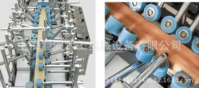 护墙板包覆机\600木塑护墙板覆膜机,装饰膜自动四面包覆机厂家