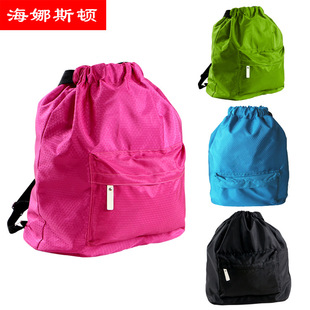 Factory direct dry and wet separation storage bag fitness yoga outdoor travel unisex double shoulder swimming bag