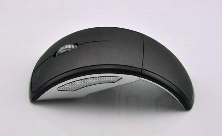 折叠无线鼠标智能无线鼠标2.4G无线鼠标节能省电生产厂家