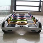 scooter电动扭扭车6.5寸 代步车两轮平衡车 双轮思维车 工