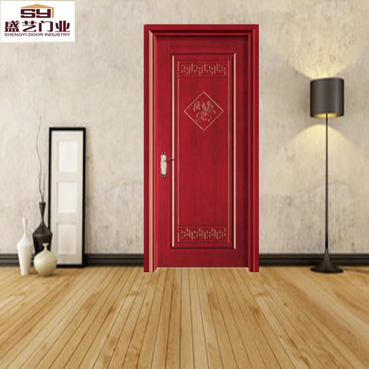 复合烤漆池板木门 室内门 房间门