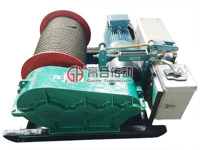 【JM6T电动卷扬机】标准慢速6吨卷扬机_常规JM6T卷扬机