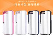 工厂直销外置蓝牙iPhone6手机壳自拍杆6S5.5寸手机壳带蓝牙自拍杆