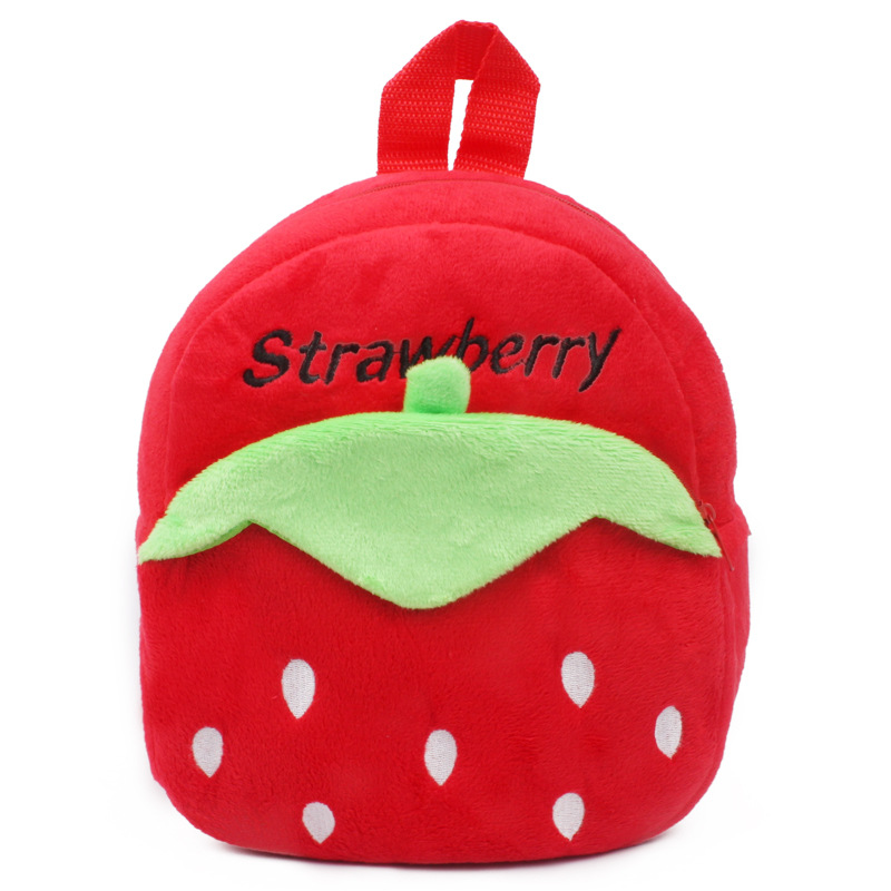 Small Red Strawberry