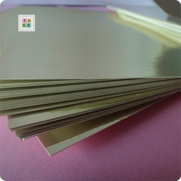 银卡纸板【新品推荐】1.0mm灰底亮银铝箔纸板 冷柜发泡铝箔纸板