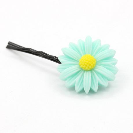 Mùa hè nhỏ hoa cúc tươi kẹp tóc Phiên bản Hàn Quốc của phụ kiện tóc mới