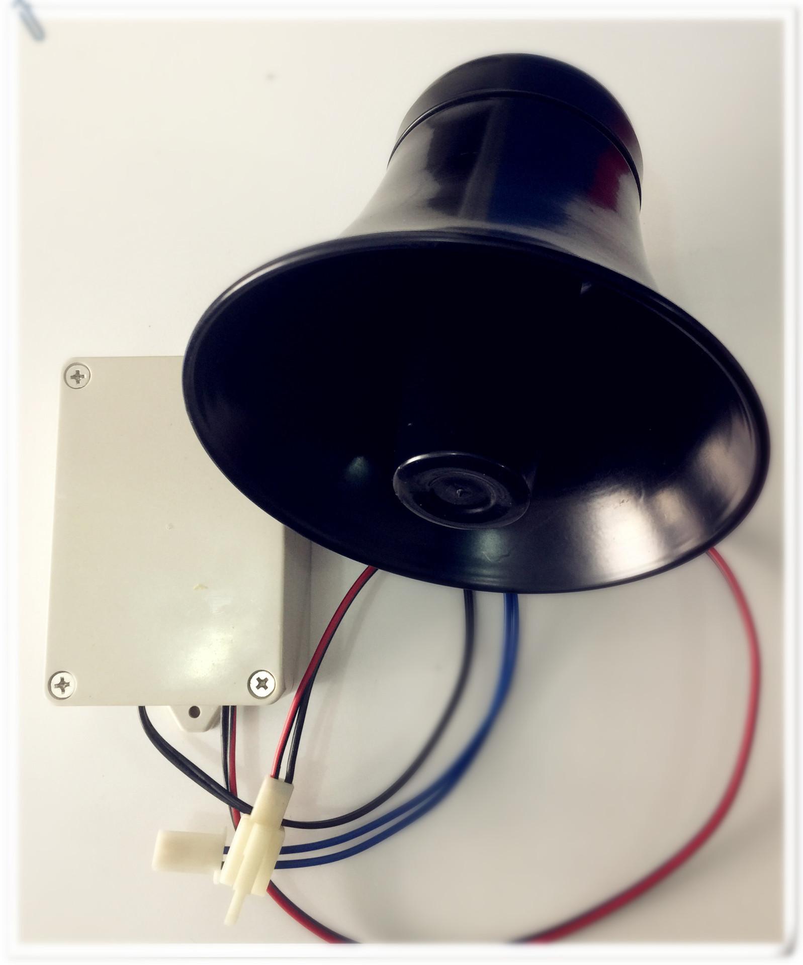大功率语音报警器,语音报警器,语音提示器,通电即响
