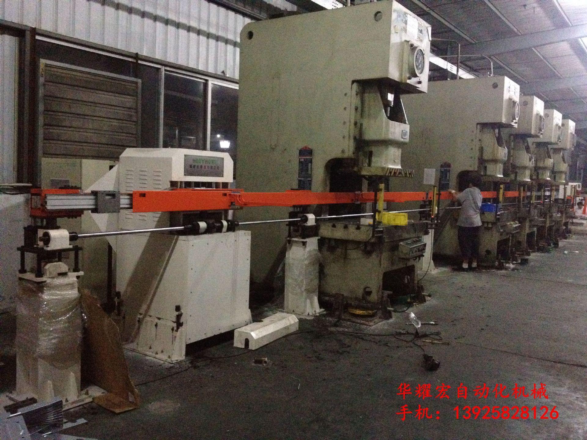 油压机机械手潍坊天宏数控设备冲压机工业机器人冲床机械人