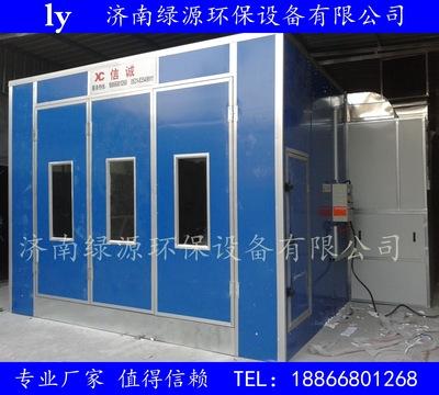 济南汽车烤漆房正规厂家 专业生产各种型号的汽车喷漆烤漆房设备